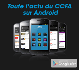 Publication de l'application Android du CCFA