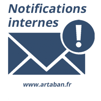 "Module Dolibarr ""Notifications internes"""