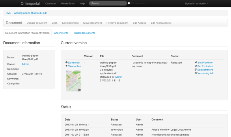 Blog : SeedDMS, une alternative Open Source légère à Alfresco et Nuxeo (GED)